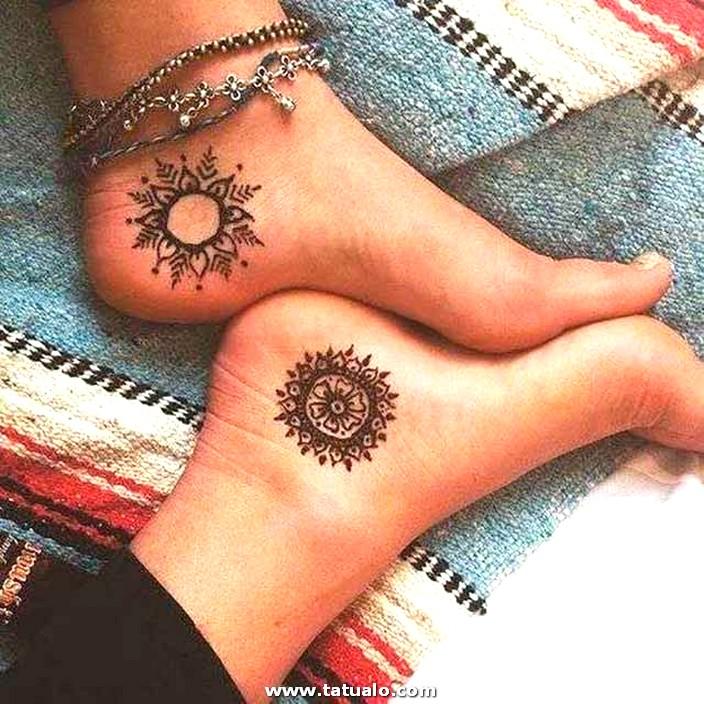 Tatuajes Para Pies
