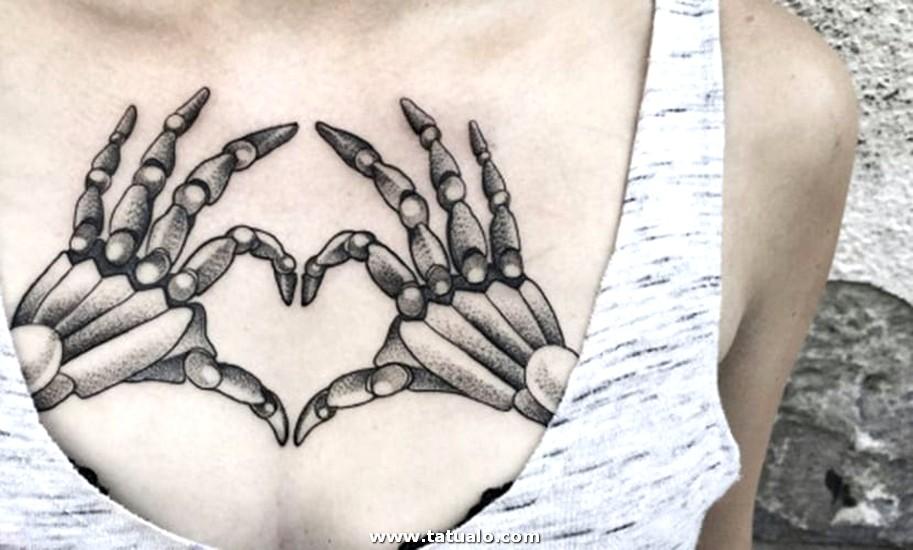 Tatuajes Pecho 5
