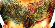 Tatuajes Pecho Mujer2