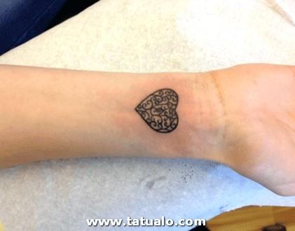 Tatuajes Pequenos Corazon