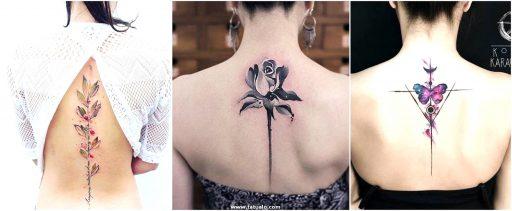 Tatuajes Sexis Para La Espalda