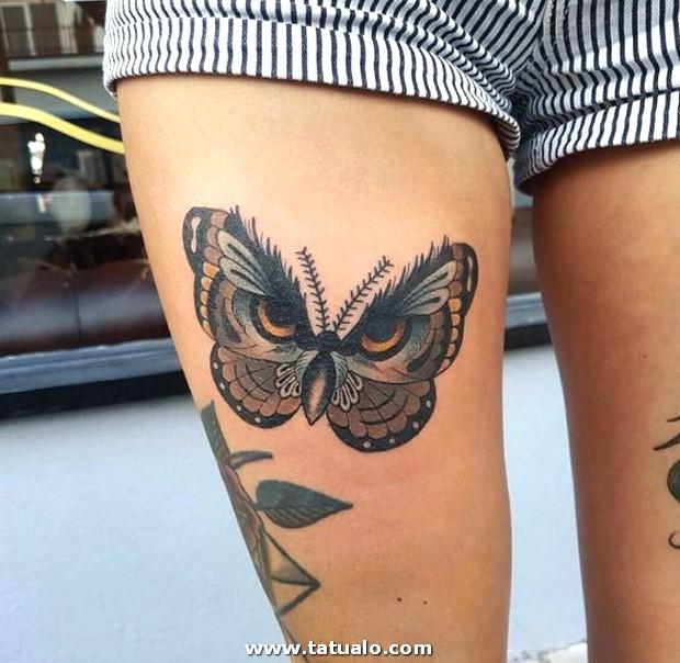 Tatuajes Sexy Piernas Mujer 35