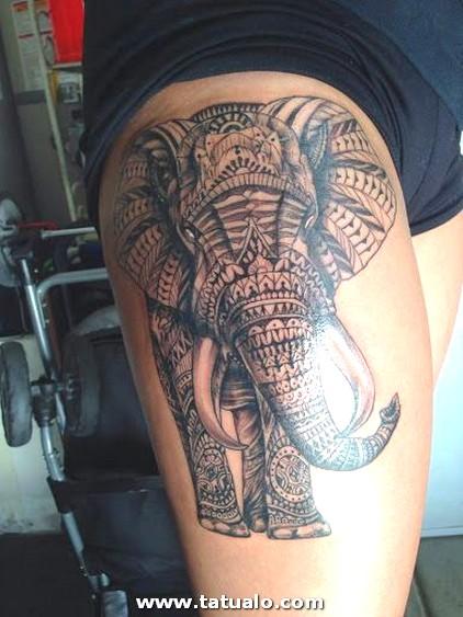 Tatuajes Sexy Piernas Mujer Animales
