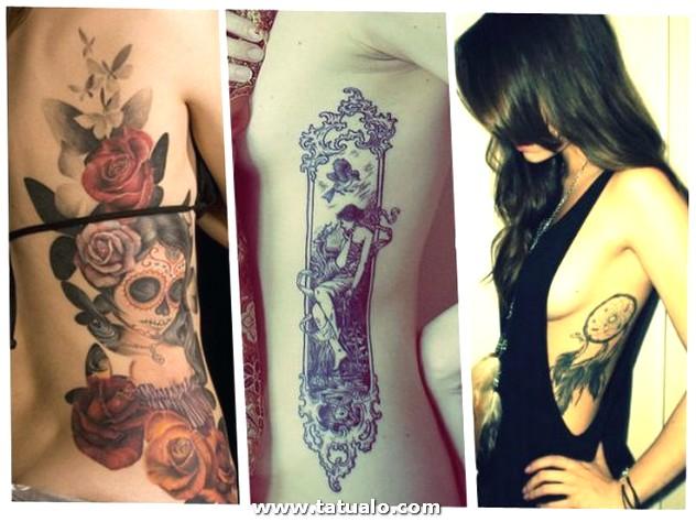 Tatuajes Costillas