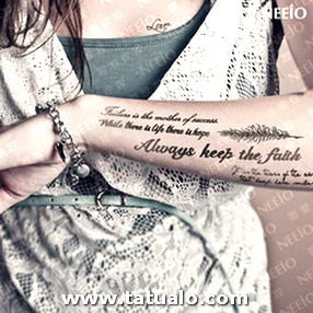 Tatuajes Mujeres Brazos