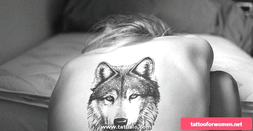 Wolf Tattoo RC3BCcken Frau 800x536 780x405