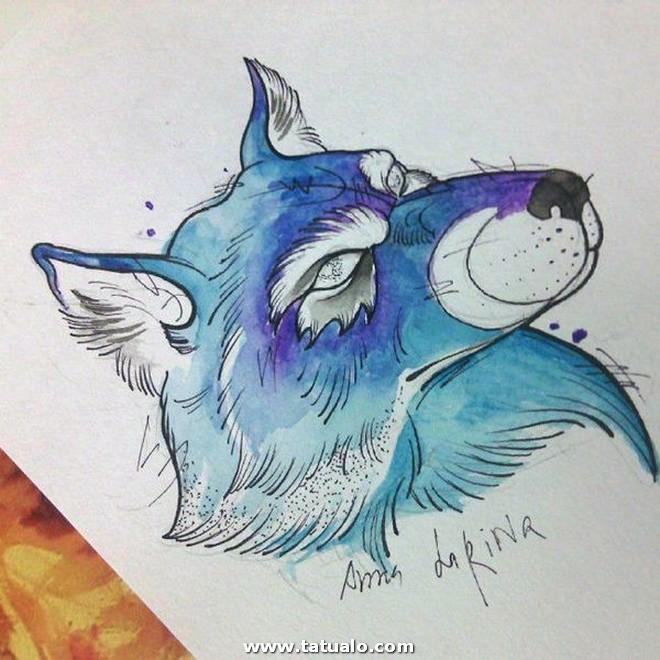 Wolf Tattoos 12031711