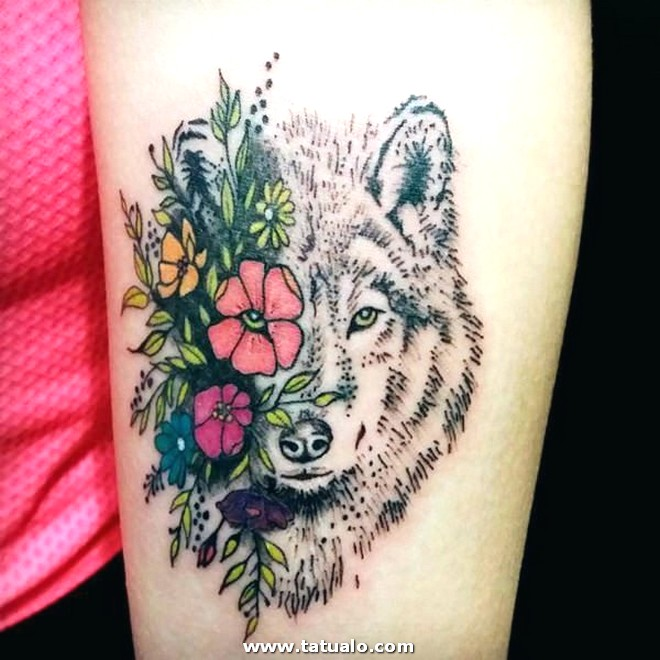 Wolf Tattoos 12031717