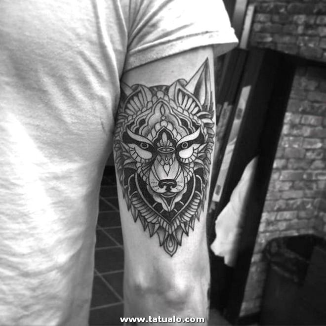 Wolf Tattoos 12031790