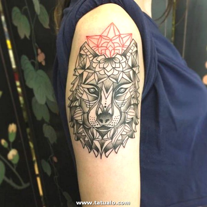 Wolf Tattoos 12031791