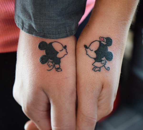 Couple Tattoo Designs 48