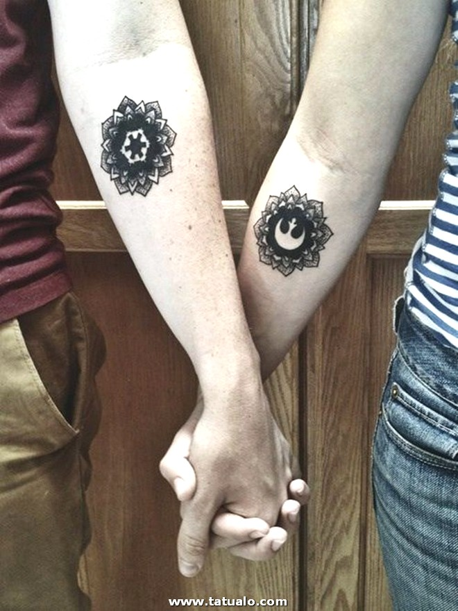 Couple Tattoo Designs 64