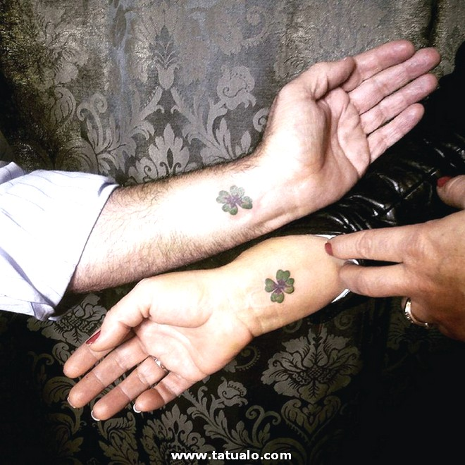 Couple Tattoo Designs 8