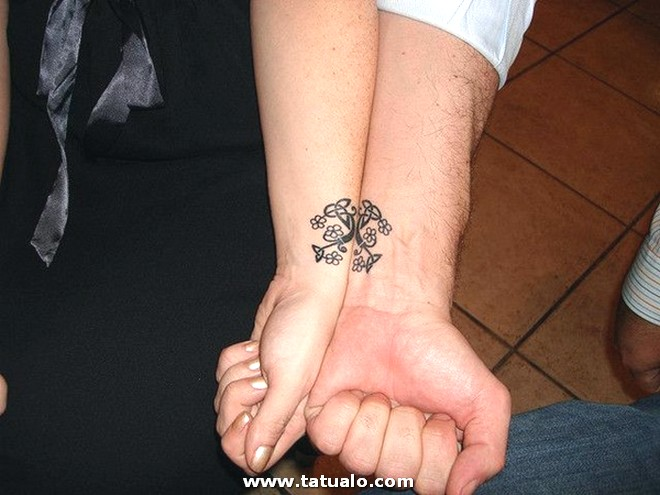 Tattoos Para Dos
