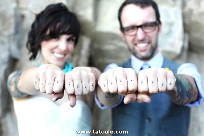 Tatuajes Casados