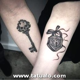 Tatuajes De Parejas Muy Originales 8