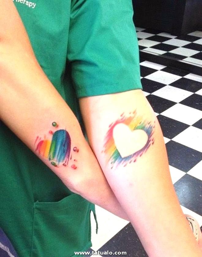 Tatuajes Novios