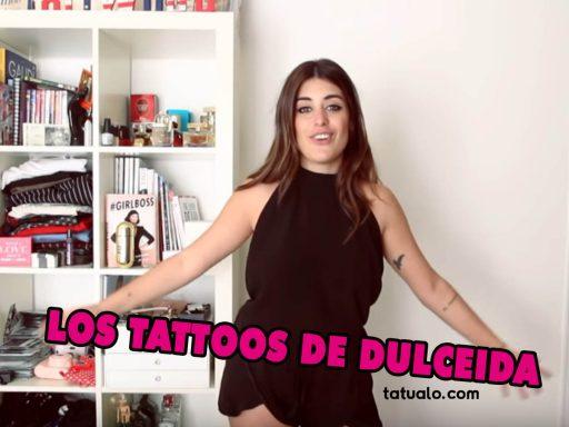 Tatuajes De Dulceida